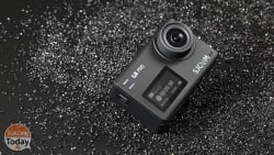 Код скидки - SJ8 Pro 4K 60fps 203fps WiFi Action Camera € и версия Plus только для 151 €