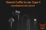 割引コード-Xiaomi Noise Cancellation In-ear Type-C Earphones at 47€