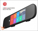Xiaomi MIJIA Smart Rearview Mirror vince il Red Dot Design Award 2018