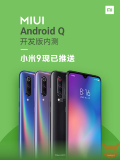 Xiaomi Mi 9 e Redmi K2O Pro recebem o beta do Android Q