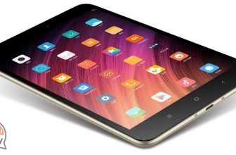 The new Xiaomi Mi Pad 3 4-64GB in a first review