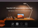 Offer - Xiaomi Mijia MTJD02YL Portable Table Lamp to 77 € 2 Warranty Years Europe