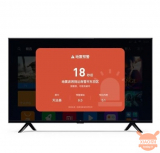 Xiaomi Mi TV 5 announces earthquake alert thanks to a pop-up message