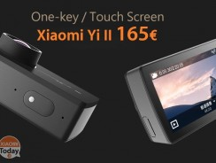 [Codice Sconto] Action Camera Xiaomi YI II International 4K a 165€