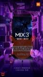 Xiaomi Mix 3 - Here comes the teaser and the official presentation date