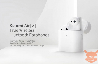 Discount Code - Xiaomi Air 2 Pro Earphone TWS Wireless bluetooth 5.0 to 44 € Air 2S Pro to 52 € and Airdots 2 Pro SE to 25 € 2 guarantee years Europe