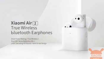 All Xiaomi AIR TWS Headphones on offer (updated today 27 November)
