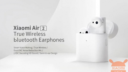 Codice Sconto – Xiaomi Air 2 Pro Earphone TWS Wireless bluetooth 5.0 a 46€  Air 2S Pro a 56€ e Airdots 2 Pro SE a 30€ garanzia 2 anni Europa