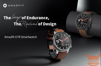 Discount Code - Amazfit GTR 47mm Internationale Smart Watch bei 135 € Garantie 2 Jahre Italien versandkostenfrei