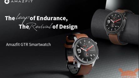 Offer - Amazfit GTR Lite 47mm International at 88 €
