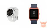 Amazfit GTR and Amazfit Bip now available in new colors