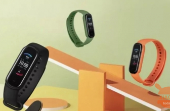 Amazfit Band 5 lands in Italy: details, price and purchase link