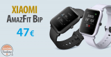 割引コード -  Xiaomi AMAZFIT International BIP to 47€