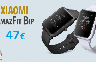 Code de réduction - Xiaomi AMAZFIT International BIP à 47 €