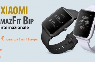 Offer - Xiaomi AMAZFIT BIP to 51 € with 2 years of warranty Europe