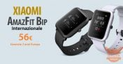 オファー -  Xiaum AMAZFIT International BIP in 56€2保証ヨーロッパ年