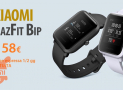 Offer - Xiaomi AMAZFIT International BIP to 58 € shipped Free in 24h from Italy
