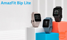 Discount Code - Amazfit Bip Lite at 39 € from China and 50 € from Amazon prime