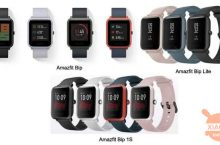 The whole Amazfit Bip series compared. Which one to choose?