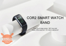 Rabattcode - Amazfit Cor 2 International zu 26 €