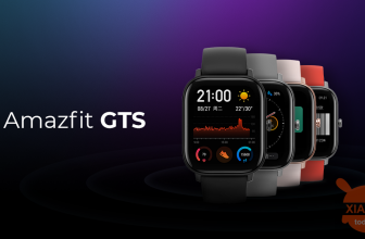 Offer - Amazfit GTS at 130 € from Amazon Prime and 112 € from China