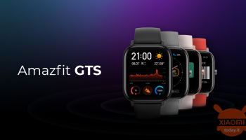 Amazfit GTS the beautiful smartwatch today on offer for only 97 €