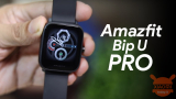 Amazfit GTS 2 Mini kommer att vara en Bip U Pro men global, eller vice versa | Specifikationer