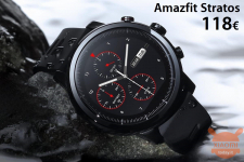 Discount Code - Xiaomi Stratos Amazfit 2 Sport Smartwatch English to 118 €