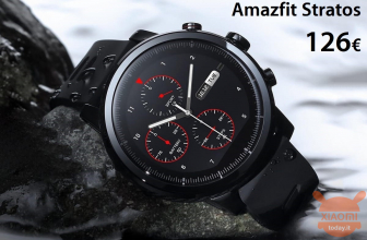 Kode Diskon - Xiaomi Stratos Amazfit 2 Sport Smartwatch Global at 126 €