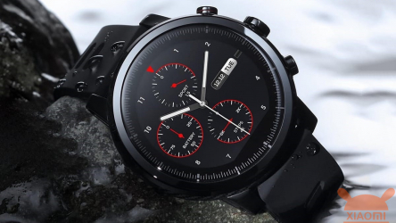 Discount Code - Xiaomi Amazift Stratos Sport Smartwatch Global at 108 €