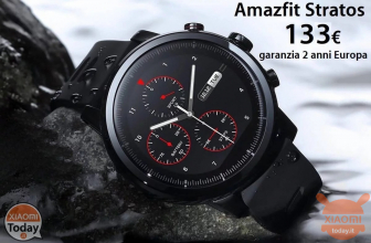 Rabattkod - Xiaomi Stratos Amazfit 2 Sport Smartwatch Global till 133 € Garanti 2 Years Europe