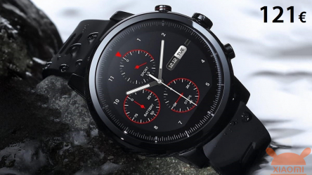 Discount Code - Xiaomi Stratos Amazfit 2 Sport Smartwatch Global at 121 €