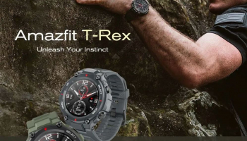 Discount Code - Amazfit T-Rex the rugged smartwatch by Huami at 92 € from Europe warehouse