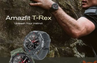 Amazfit T Rex the rugged smartwatch by Huami on offer for only 89 €
