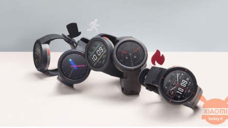 Discount Code - Xiaomi Amazfit Global Verge at 73 € and the Lite version at 72 €