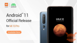 Xiaomi Mi 10 Pro primește la nivel global Android 11 | Descarca