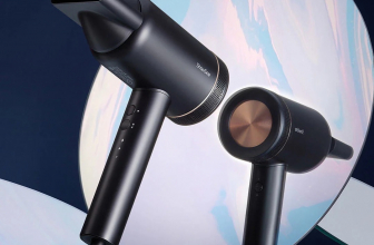 On Xiaomi Youpin ShowSee arrives, a powerful ionic hairdryer with a high drying rate