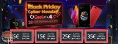 En GeekMall.it llega BlackFriday con Guarantee Italy