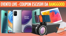 Coupons live show - The LIVE event with offers below cost for Xiaomi products and more