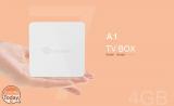 [折扣代码] Beelink A1电视盒EU插头白色到52€
