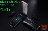 Kod rabatowy - Black Shark 2 Global 8 / 128GB za 451 € i 12 / 256GB za 553 €