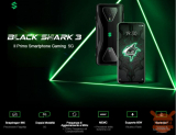Kod rabatowy - Xiaomi Black Shark 3 Global 8 / 128Gb za 381 €