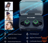 Discount Code - Selection of BT 5.0 Blitzwolf headphones and sports headphones from Banggood (Updated today 03 September)