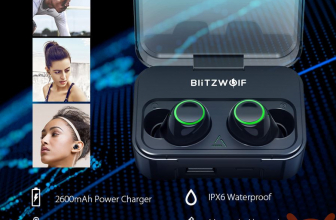 Discount Code - Selection of BT 5.0 Blitzwolf Headphones and sport headphones from Banggood (Updated today 05 June)
