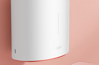 Deerma presents the 2 in 1 hairdryer that will sterilize your hands, starting today on Xiaomi Youpin