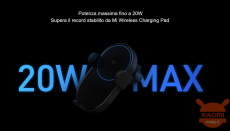 The below cost Xiaomi 20W Wireless Car Charger is a best buy!