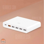 Oferta - Xiaomi Multi Port USB Charger 3.0 QC Charger do 25 € 2 Gwarancja Years Europe