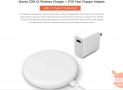 Discount Code - Xiaomi USB Type-C Wireless Charger 20W at 14 €