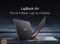 Offre - Chuwi Lapbook Air Notebook 8 / 128Gb à 327 € 2 garantie années Europe