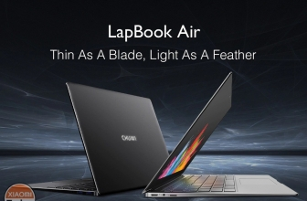 Offerta – Chuwi Lapbook Air Notebook 8/128Gb a 328€ garanzia 2 anni Europa
